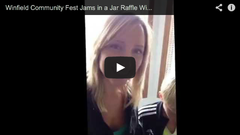 Jams in a Jar Raffle Winners!